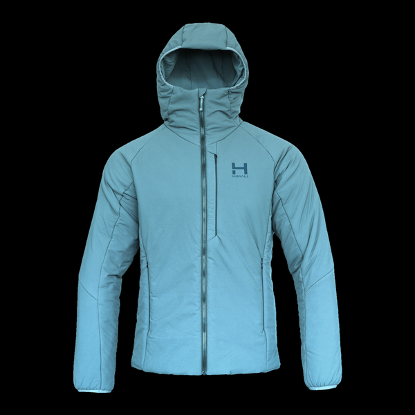 HIMALI™ Ascent Stretch Primaloft® Men's Hoodie - Glacial Melt