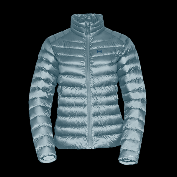 The Altocumulus Down Jacket 2.0 NonHooded - Womens - Cloudy Sky