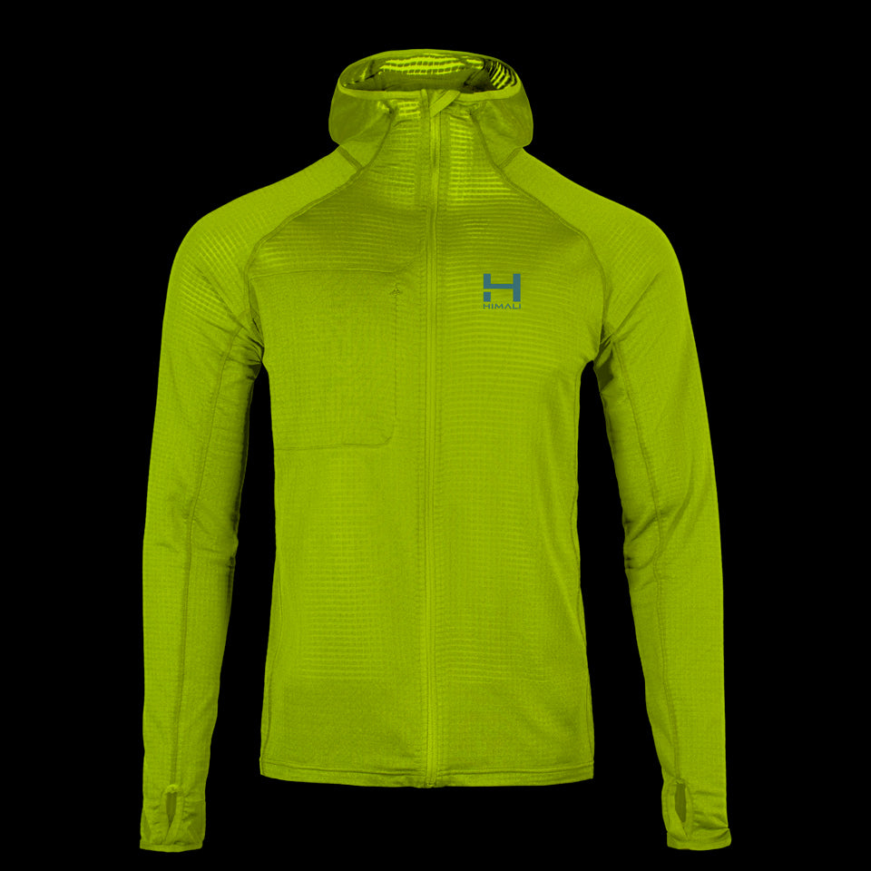 PRESALE Mens Limitless Grid Fleece Hoodie with Polartec®