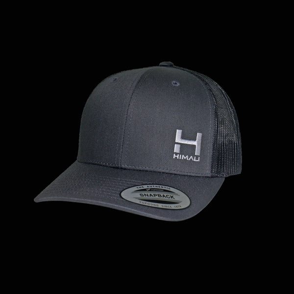 HIMALI™ Curve Bill Hat - Charcoal