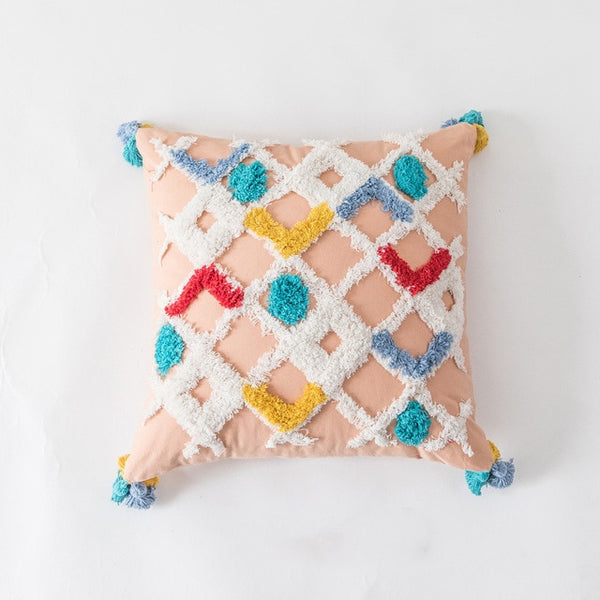 Handmade Wool Cushion Cover