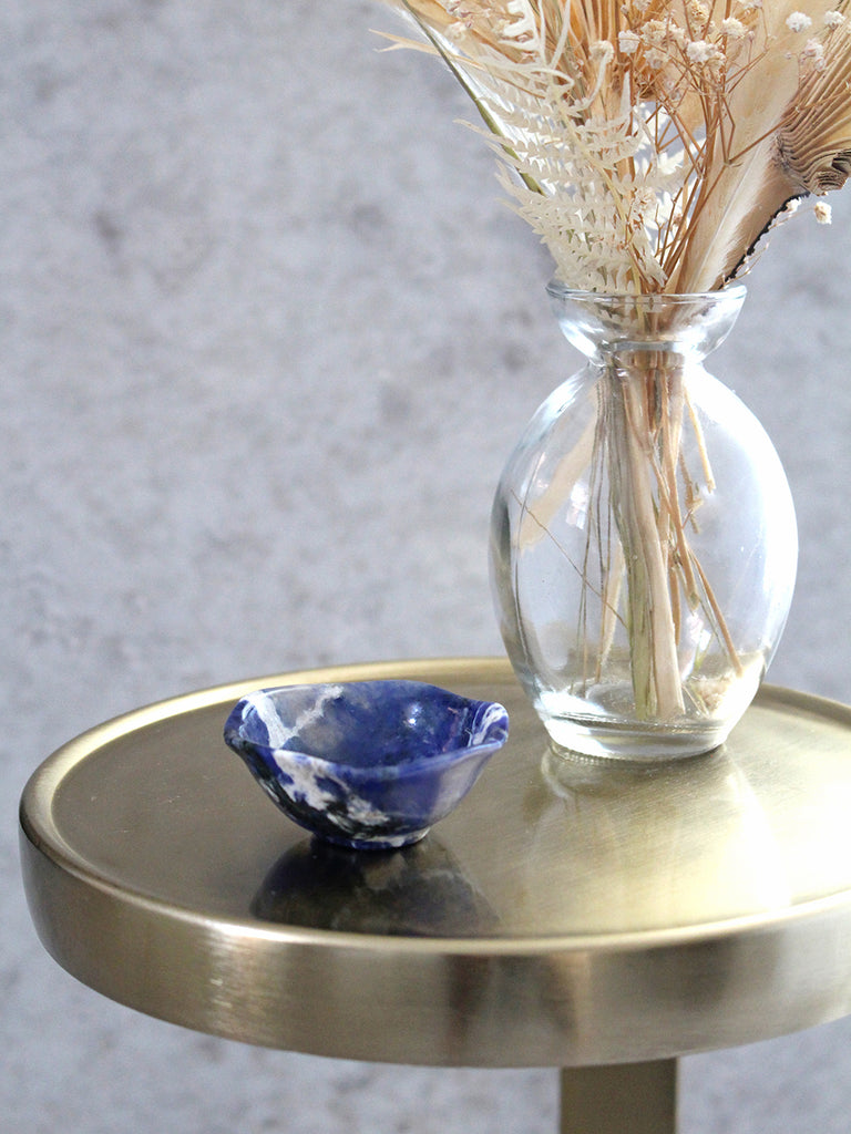 Sodalite Heirloom Dish