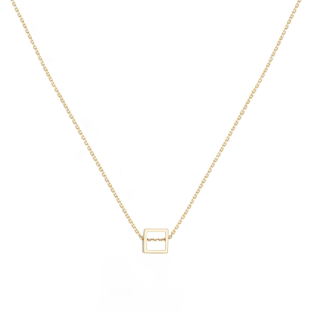 Hopscotch Neck Chain