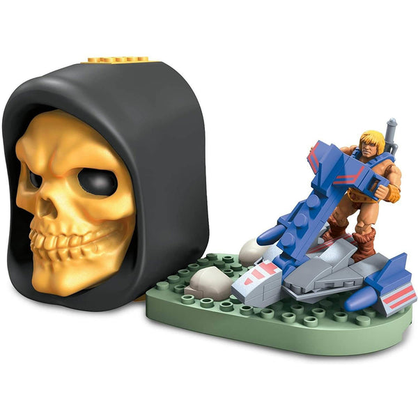 Mega Construx GWJ74A - Masters of the Universe Skeletor Skull Case