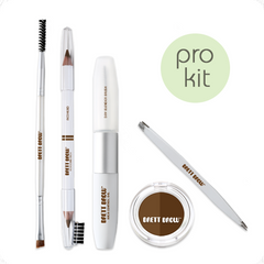 Brett Brow Duo-Shade Kit (Redhead)