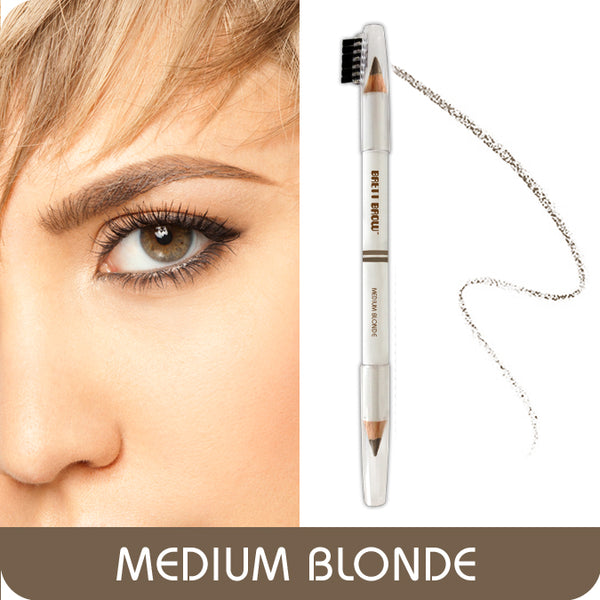 Brett Brow Duo-Shade Pencil (Medium Blonde)