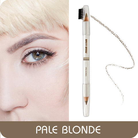 Brett Brow Duo-Shade Pencil (Pale Blonde)