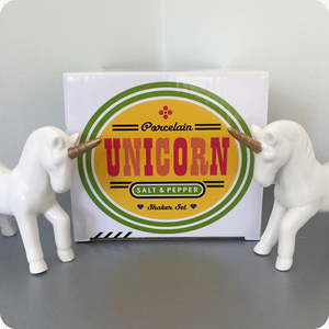 UNICORN-licious! Salt & Pepper Set