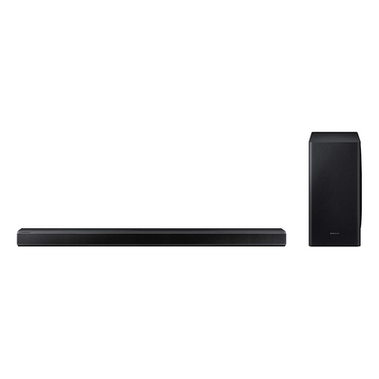 Samsung Q800T/XL 3.1.2 Channel Soundbar with Wireless Subwoofer (330 W, 8 Speakers, Dolby Atmos)