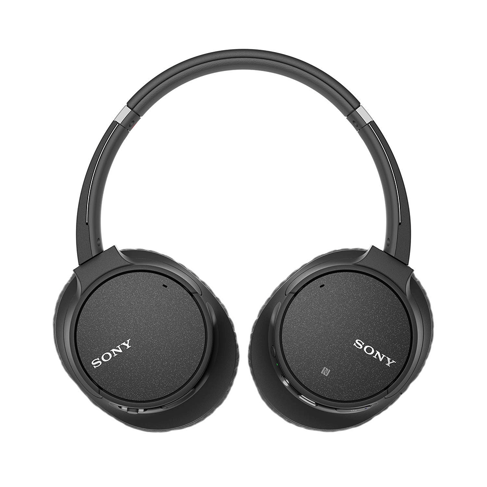 Sony WH-CH700N Wireless Bluetooth Noise Cancelling Headphones with 35 Hours Battery Life, Passive Operation, Headset with mic for Phone Calls with Alexa