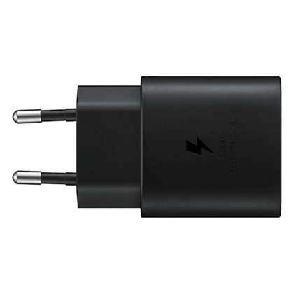 Samsung EP-TA800 25W USB Type-C (Fast Charge 2.0) 3 A Mobile Charger with Detachable Cable