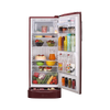 LG 235 L 4 Star Inverter Direct Cool Single Door Refrigerator (GL-D241ARGY, Ruby Glow)
