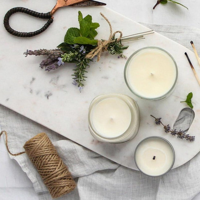 soy candles | ecofriend