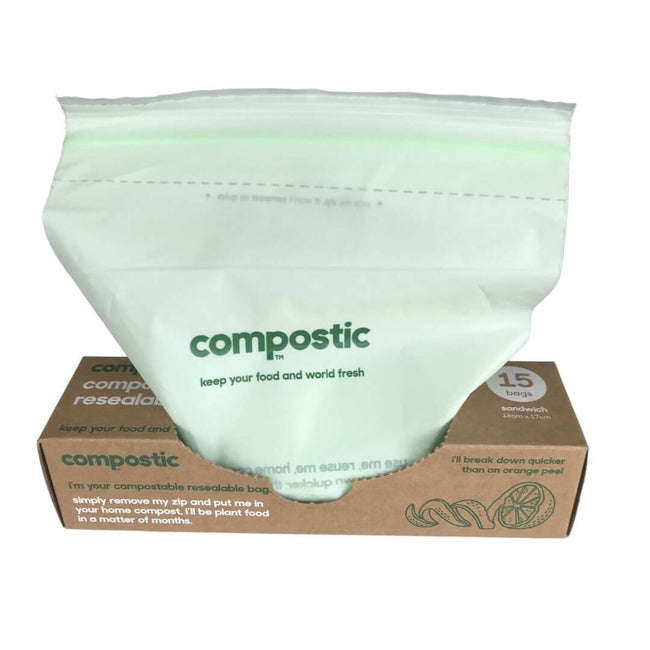 Compostable | Lunch Bags| Ecofriendly