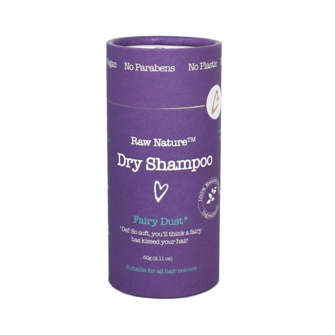Dry Shampoo Fairy Dust | Ecofriend