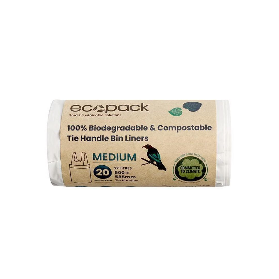 27 litre bin liners | compostable | ecofriend