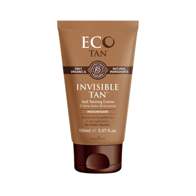 Invisible Tan | Best Self Tanner NZ | Ecofriend