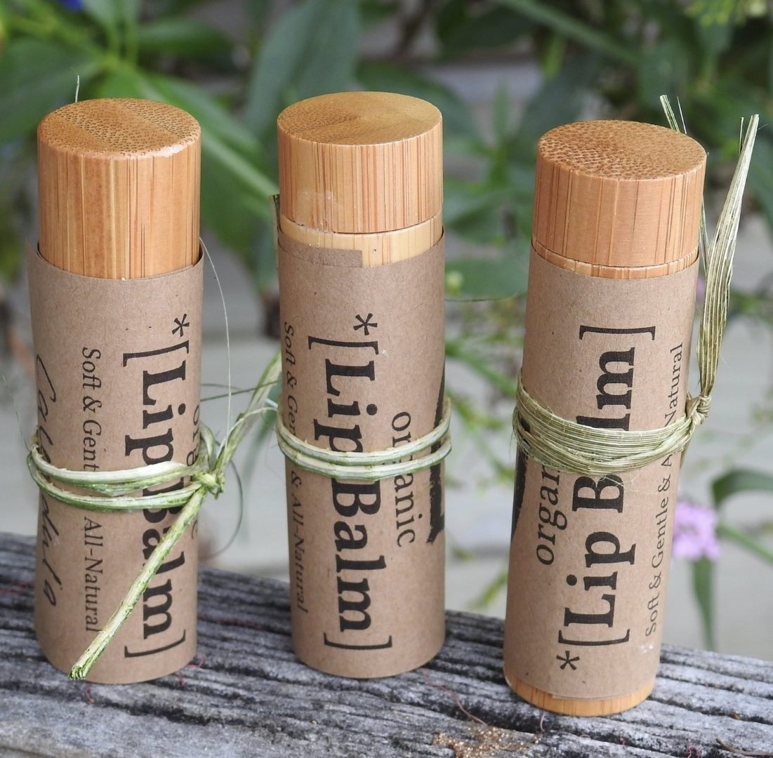 Organic Lip Balm | Ecofriend