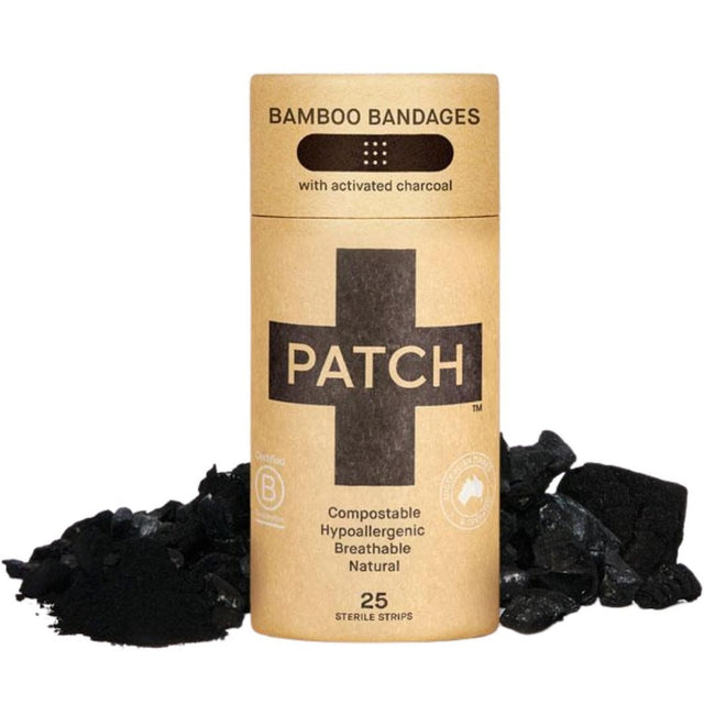 Sticking Plasters | Patch Activated Charcoal