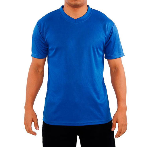 T-SHIRT V-NECK DRY FAST GALAPAGO COLLECTION - t-shirts-interamerica-s-a