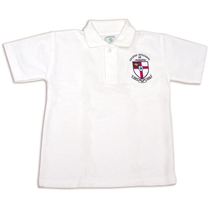 EPISCOPAL POLOSHIRT BORDADO T5