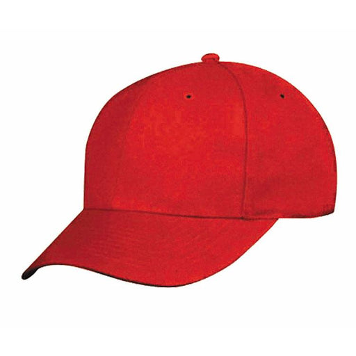 GORRA LIGHT BRUSHED (ALBGC) - T-Shirts Interamerica, S.A.