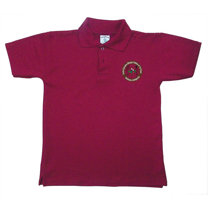 CHILDREN FUTURE POLOSHIRT - SECUNDARIA