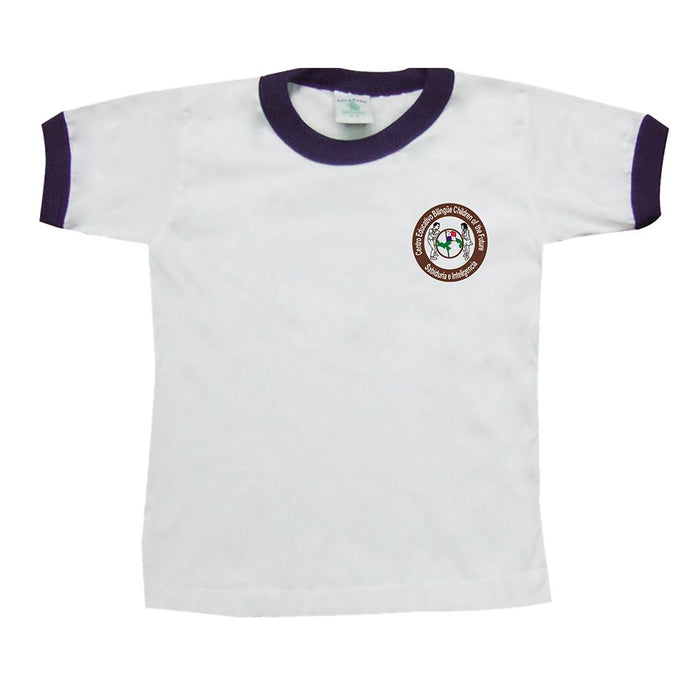CHILDREN FUTURE T-SHIRT DE EDUCACION FISICA - SECUNDARIA