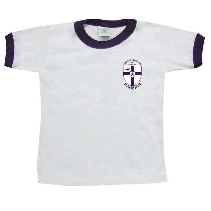 EPISCOPAL T-SHIRT DE EDUCACION FISICA - SECUNDARIA