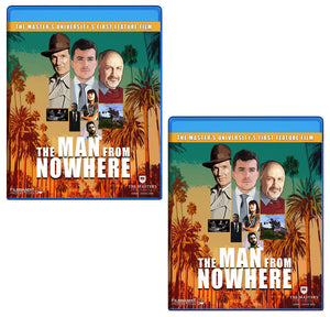The Man From Nowhere - Blu-ray 2-Pack