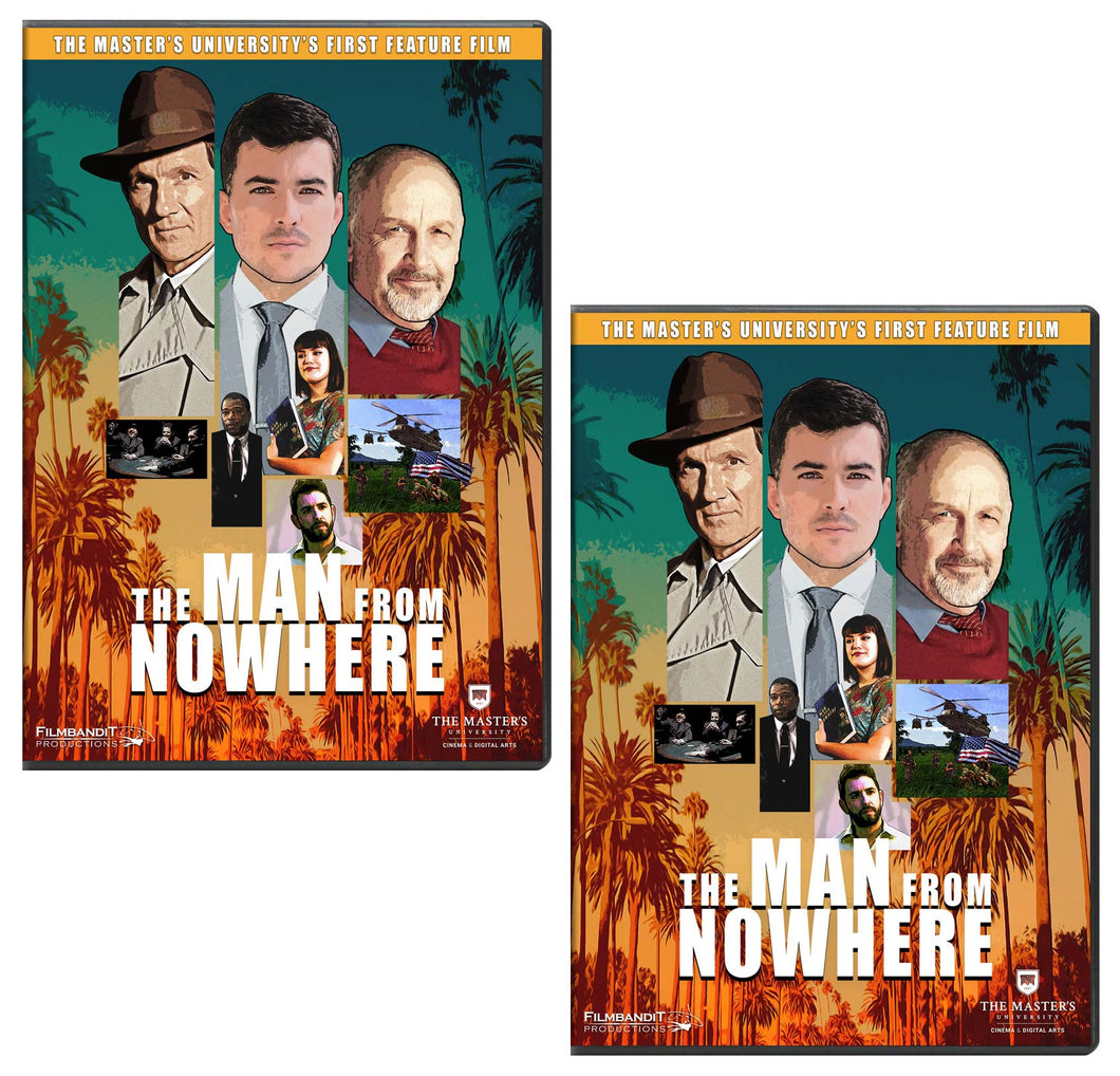 The Man From Nowhere - DVD 2-Pack