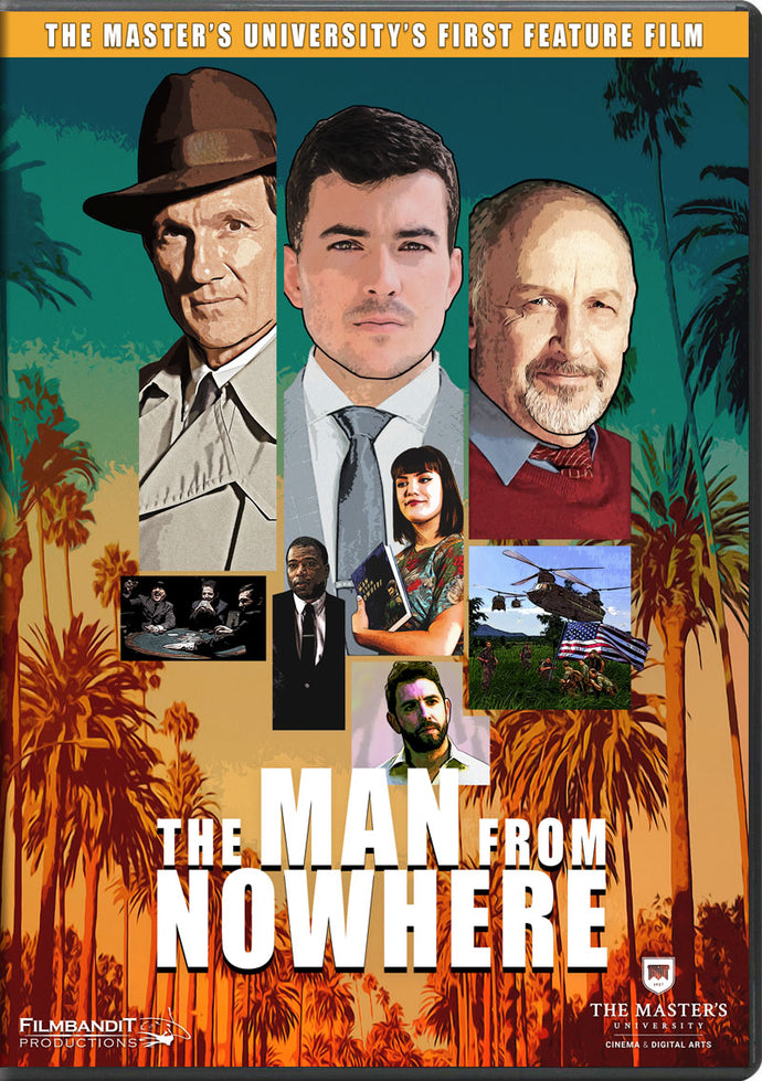 The Man From Nowhere - DVD