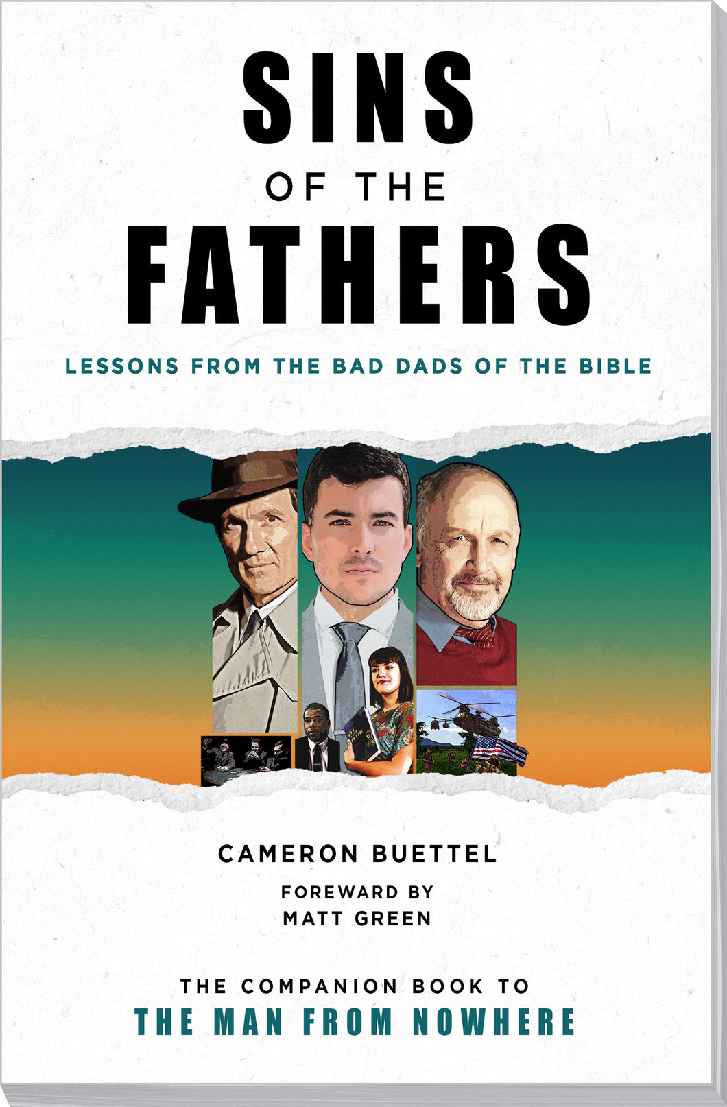 Sins Of The Fathers - Companion Book