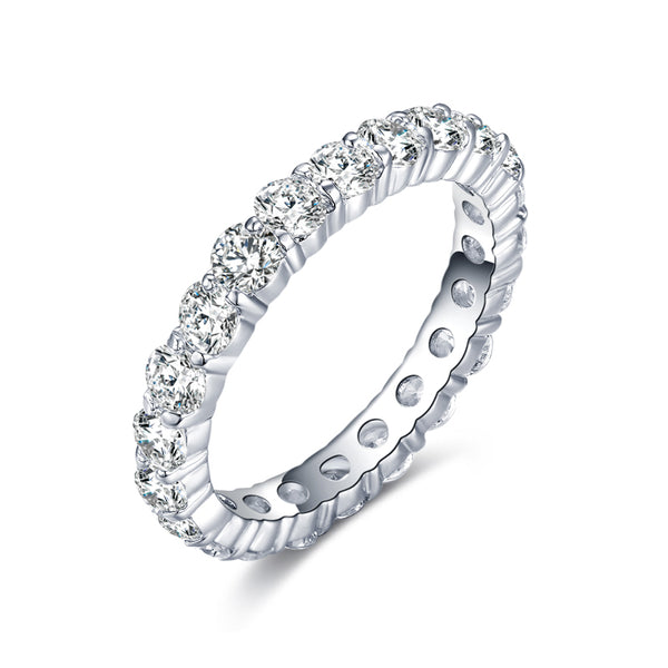 Eternity Ring Crystal Promise