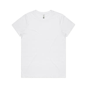 WO'S MAPLE ORGANIC TEE