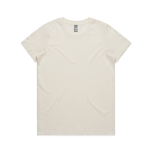 MAPLE TEE - FASHION COLOURS
