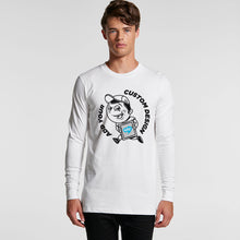 Load image into Gallery viewer, MENS BASE L/S TEE