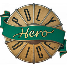Load image into Gallery viewer, Poly Hero Dice: The Rogue d20 Lock and Pick