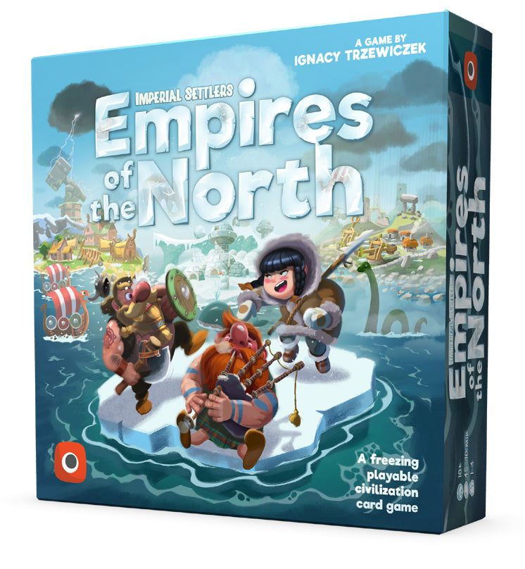 Imperial Settlers: Empires of the North (stand alone)