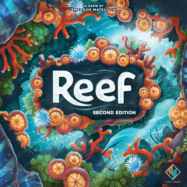 Reef: Second Edition