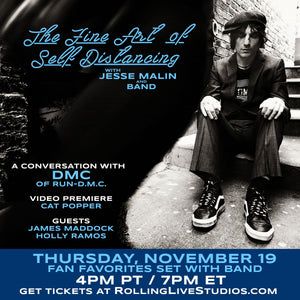Jesse Malin - General Admission - Season 5 - Episode 2