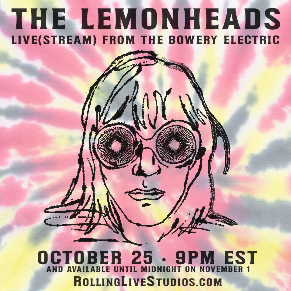 General Admission Lemonheads 10-25-2020