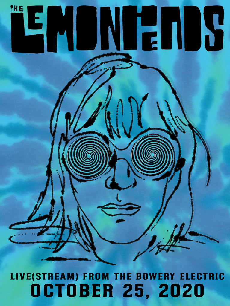 Ticket + Lemonheads Live at the Bowery Lithograph