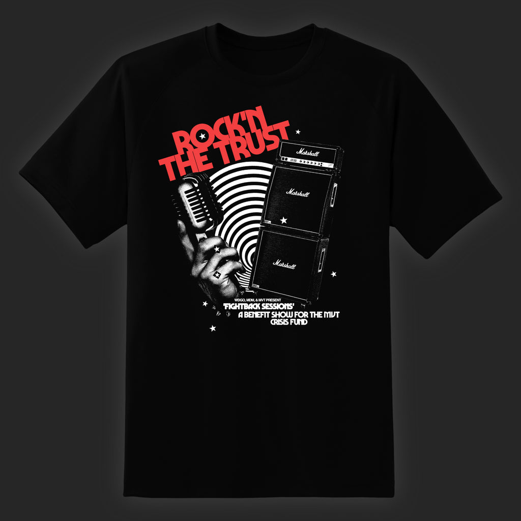 Rock'n The Trust - Official Event T-Shirt Mens