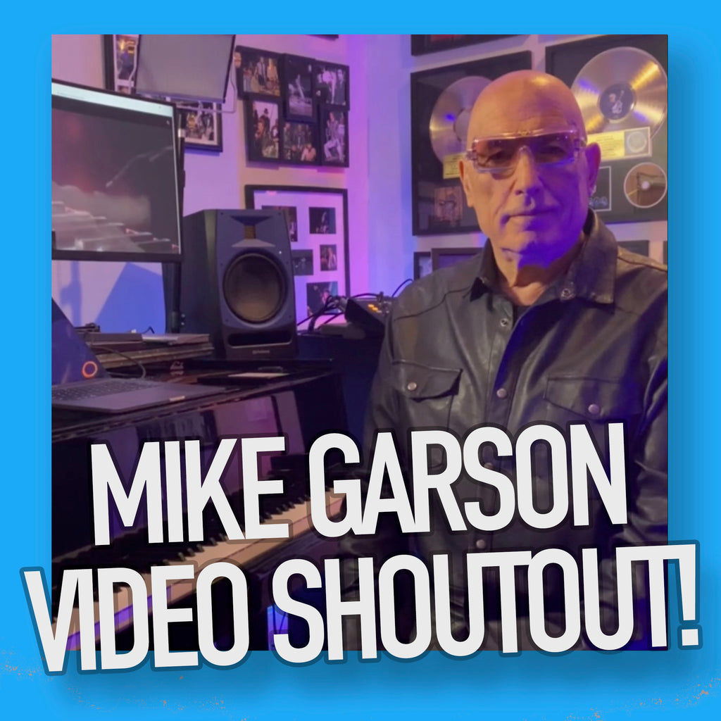 Mike Garson Video Shout Out