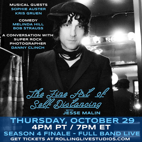 Jesse Malin - Merch Bundle - Episode 7