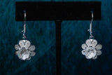Aphrodite's Adoration Floral Dangle Earrings