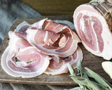 PANCETTA COTTA - Cured Pork Belly - Donato Online Store