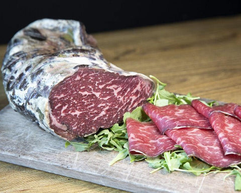 BRESAOLA  - Air-Cured Beef - Donato Online Store