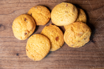 ZAETI - House-made Cornmeal & Raisin Cookies